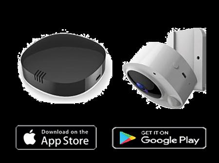 HandEyeHome – Wi-Fi – ilmalämpöpumpun etäohjain