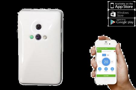 CTSmall – GSM – etäohjain