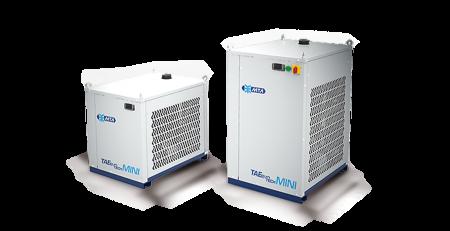 Ilmajäähdytteiset jäähdyttimet – TAEevo Tech MINI – R134a – R410A