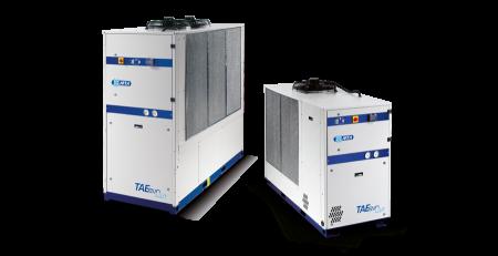 Ilmajäähdytteiset jäähdyttimet – TAEevo LWT – R134A – R410A