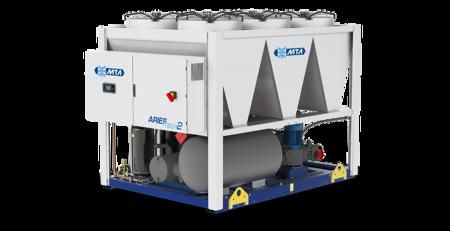 Ilmajäähdytteiset jäähdyttimet – ARIES Tech 2 – R410A