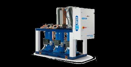 Vesijäähdytteiset lämpöpumput – NEPTUNE Tech – R410A