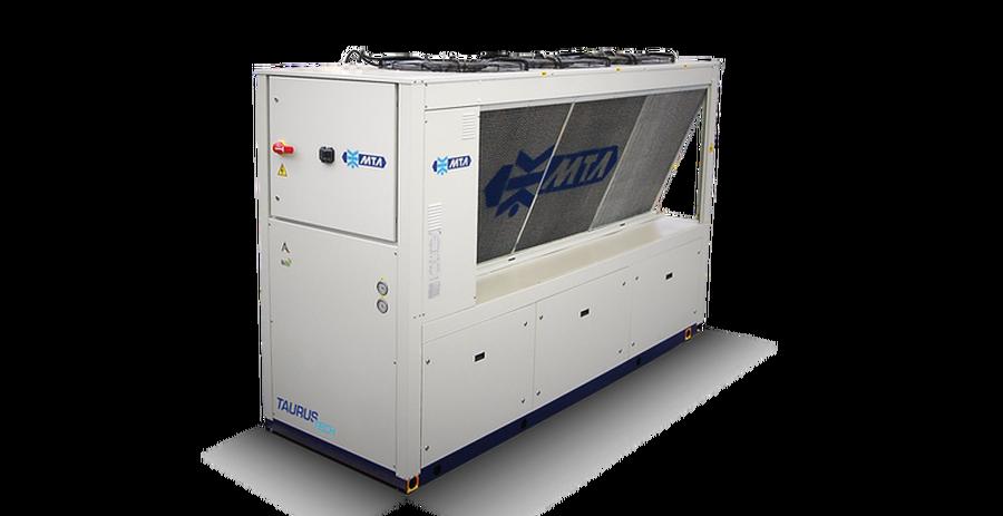 Ilmajäähdytteiset jäähdyttimet – TAURUS Tech – R410A