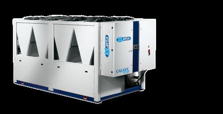 Ilmajäähdytteiset jäähdyttimet – GALAXY Tech – R410A