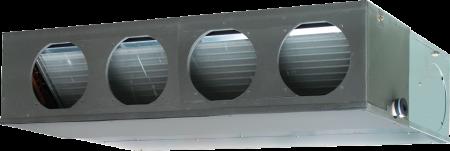 Kanavamallit R410A – LML – Standard