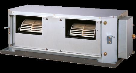 Kanavamallit R32 – KHTAP – Kompaktit keskisuurella paineella