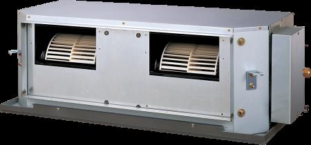 Kanavamallit R410A – LHTA – Suuri paine
