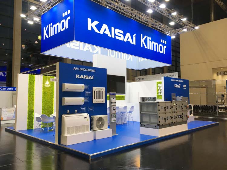 Chillventa 2018 is over! Summary of the participation of the Klima-Therm Group at the Nuremberg Fair