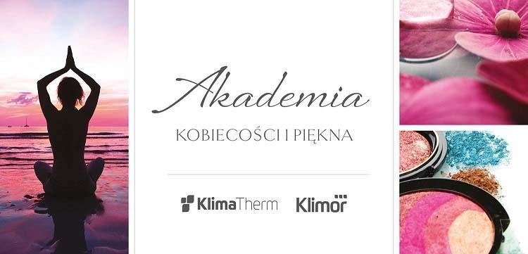 """""""Akademia Kobiecości i Piękna""""– Klima-Therm specjalnie dla Kobiet!"""