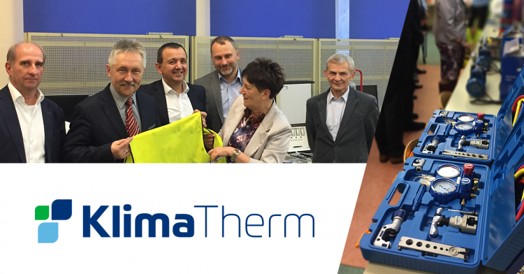 Klima-Therm supports the Complex of Refrigeration and Electronics Secondary Technical Schools in Gdynia