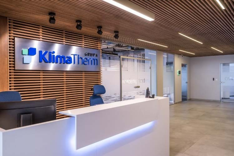 The Academy and a new office of KLIMA-THERM Group in Warsaw!