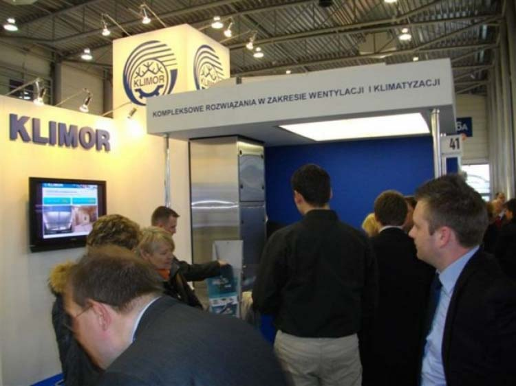 SALMED 2012: KLIMA-THERM Group presents air conditioning systems by KLIMOR