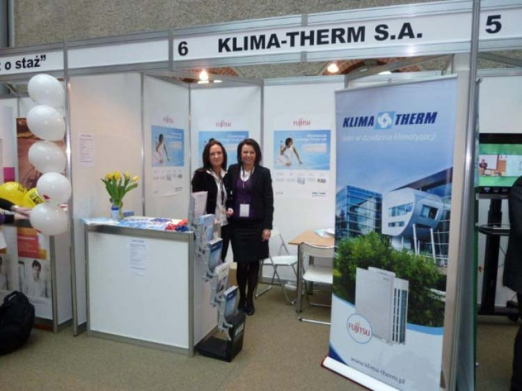 KLIMA-THERM on the Engineering Job Fair in Gdansk