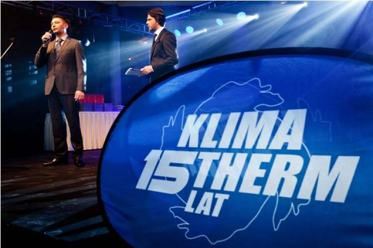 15th Anniversary of KLIMA-THERM