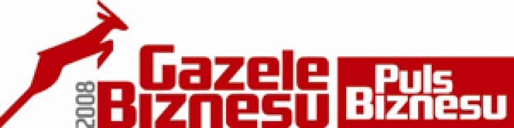 KLIMA-THERM uhonorowana tytułem GAZELE BIZNESU 2008