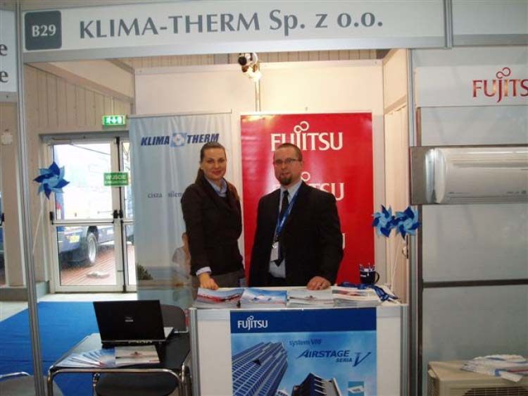 Klima-Therm participates in the Warm Baltic Fair