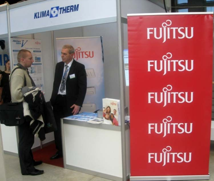 KLIMA-THERM on job fairs held at technical universities