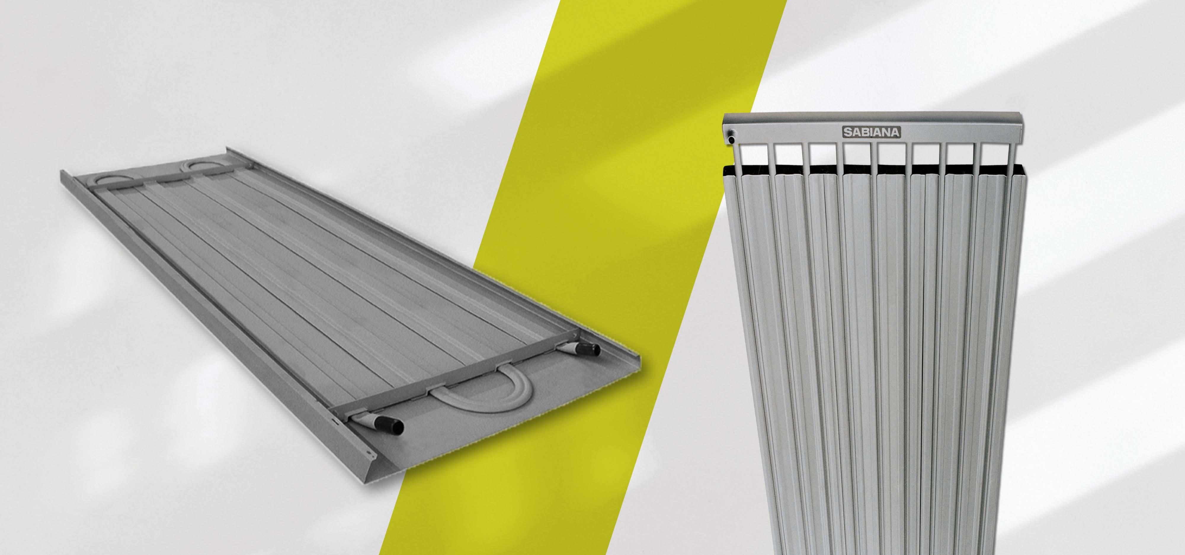 Radiant panel technology