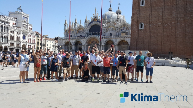 Venice 2019: Klima-Therm and HVACR designers on the latest solutions used in Clint chilled water systems