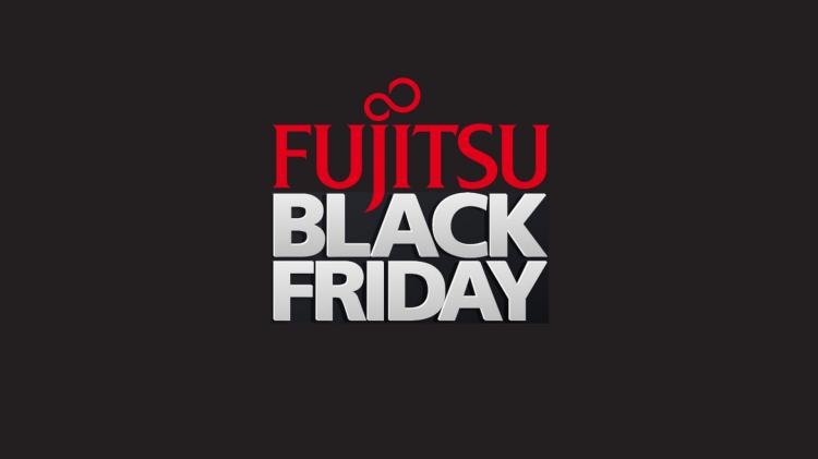 Już jest! Fujitsu ogłasza CZARNY PIĄTEK!