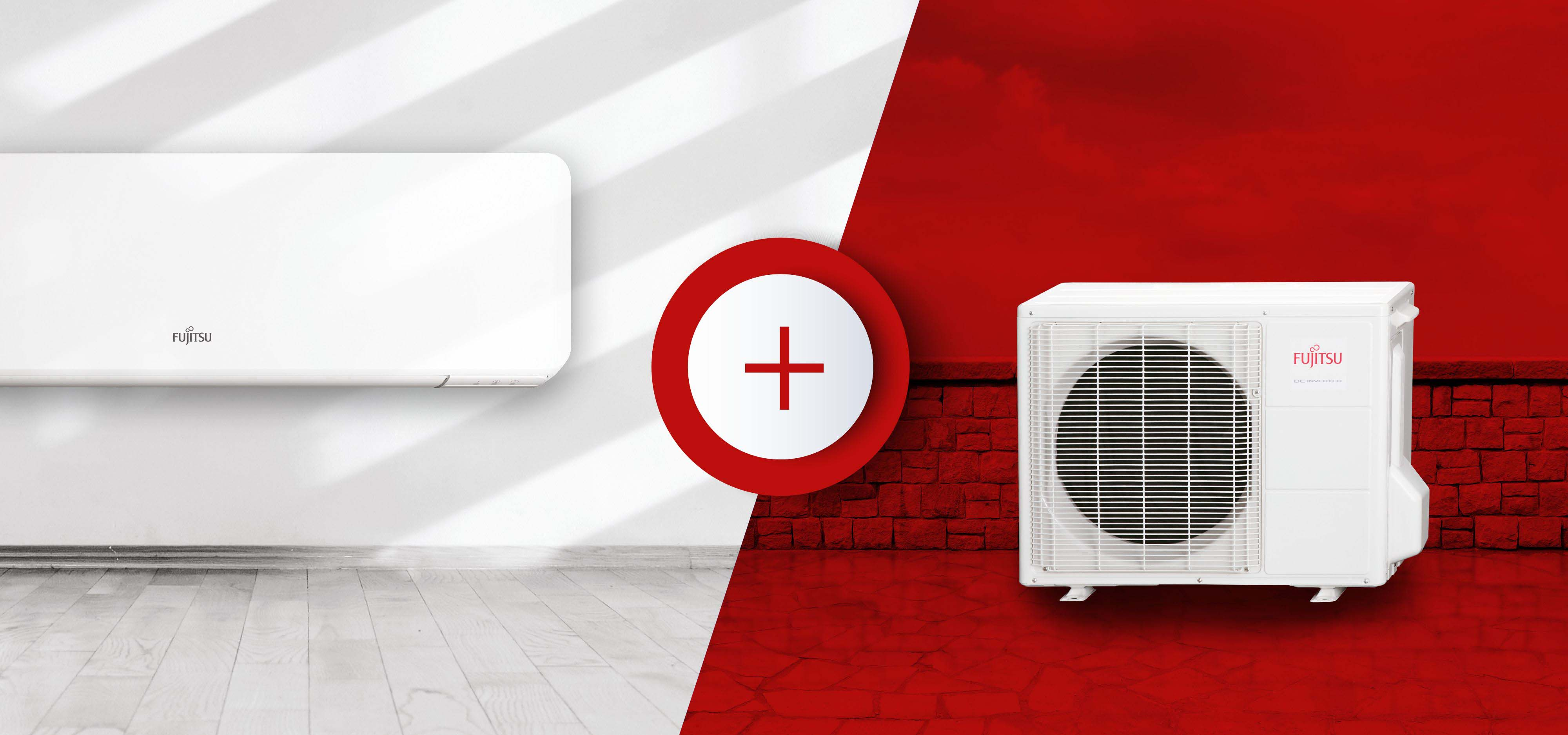 What is the Split type air conditioner