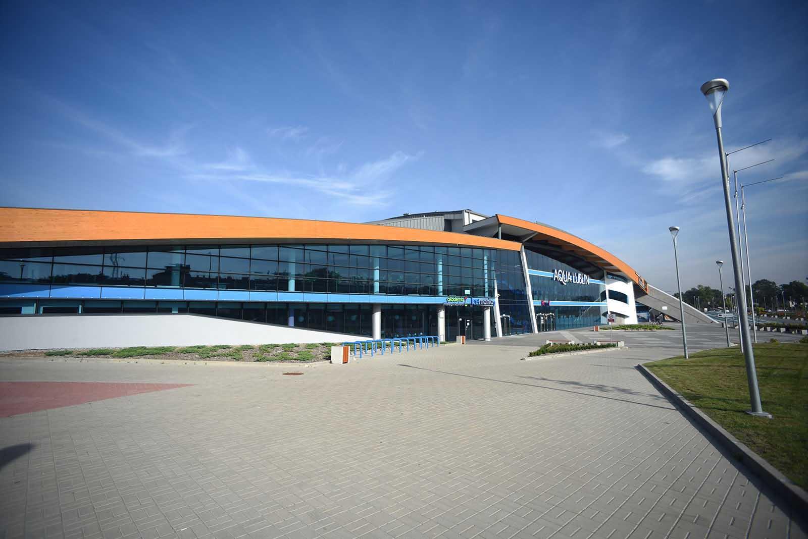 Basen olimpijski  Aqua Lublin (3).JPG