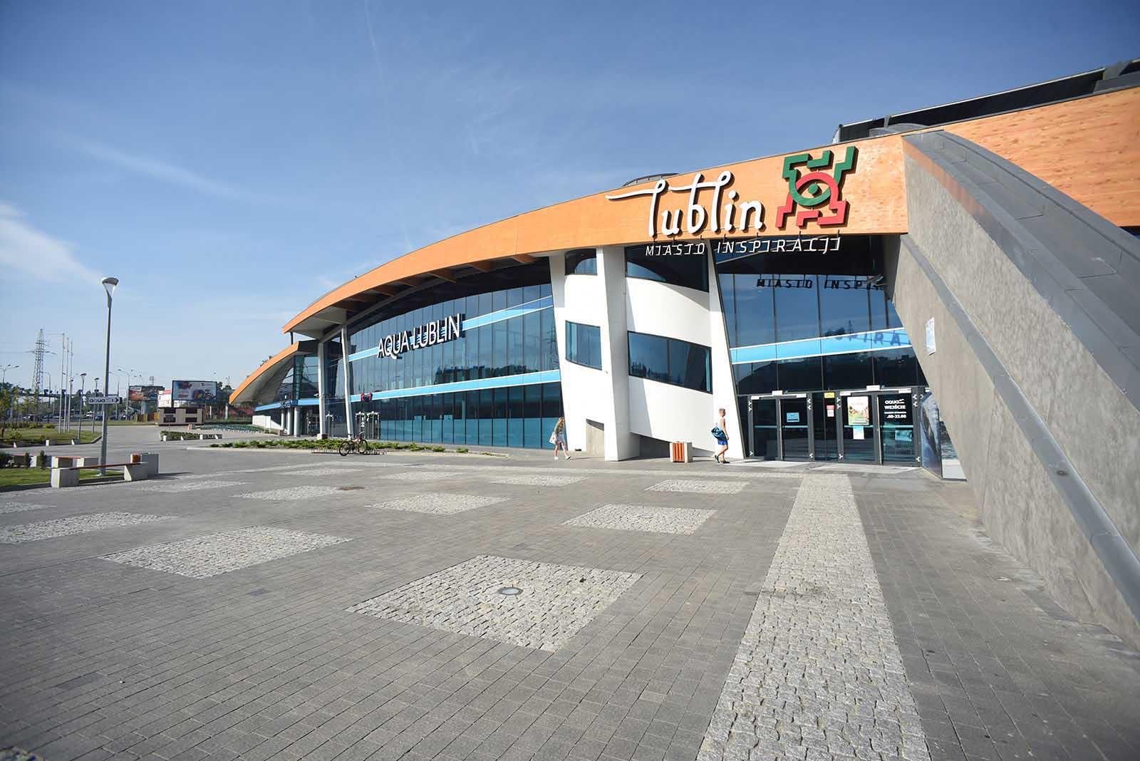 Basen olimpijski  Aqua Lublin (6).JPG