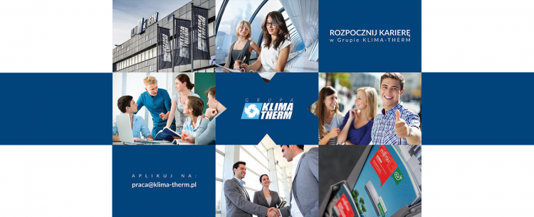 KLIMA-THERM Group invites Students and Graduates to cooperation!