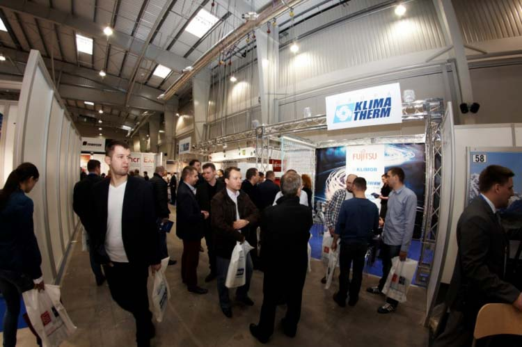 KLIMA-THERM Group at Ventilation Forum - Air Conditioning Show 2014