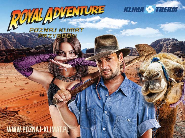 ?ROYAL ADVENTURE - DISCOVER THE ADVENTURE?: KLIMA-THERM implements sales support program.