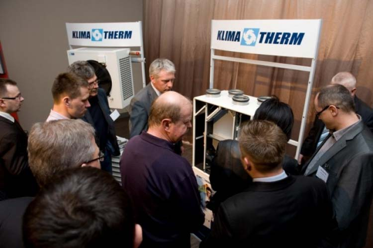 KLIMA-THERM GROUP HOSTS A CONFERENCE FOR TRADE PARTNERS