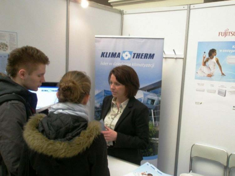 KLIMA-THERM on the Engineering Job Fair in Warsaw
