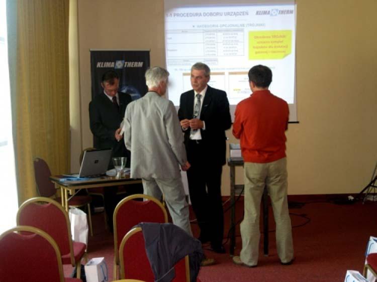 Szczecin - HVACR designers trainings