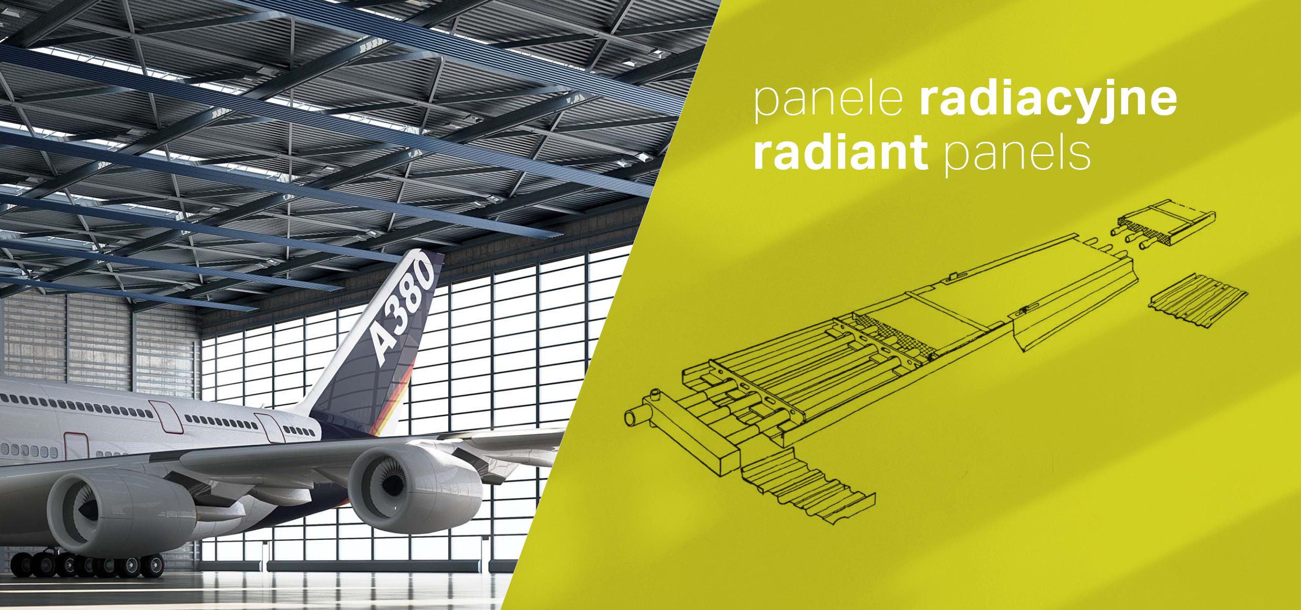 Technologia paneli radiacyjnych
