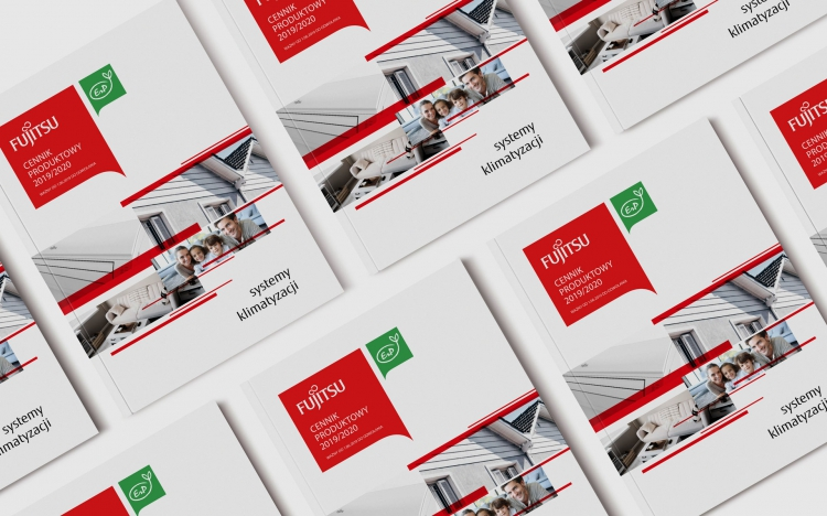 NEW Fujitsu 2019/2020 Price List (Polish market only)