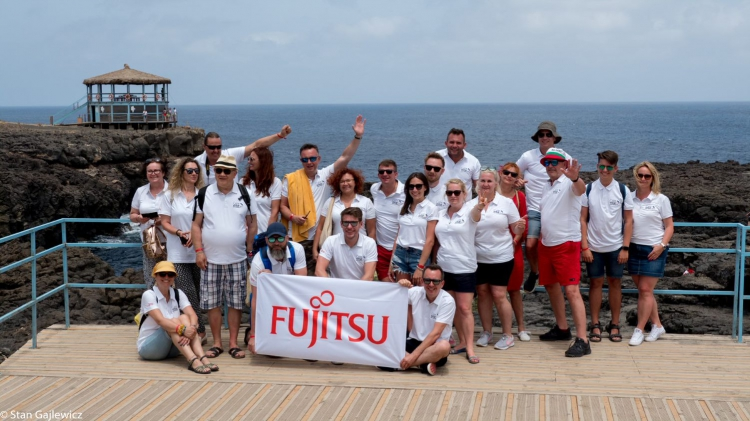 Exotic Cape Verde – the second part of the Fujitsu Partner Programme final (2018)