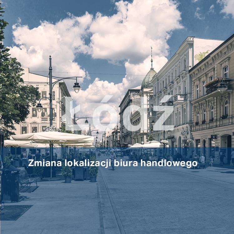 Zmiana lokalizacji biura handlowego Klima-Therm w Łodzi