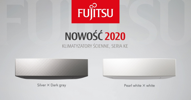NEW: Fujitsu launches cutting-edge KE Series Design air conditioners