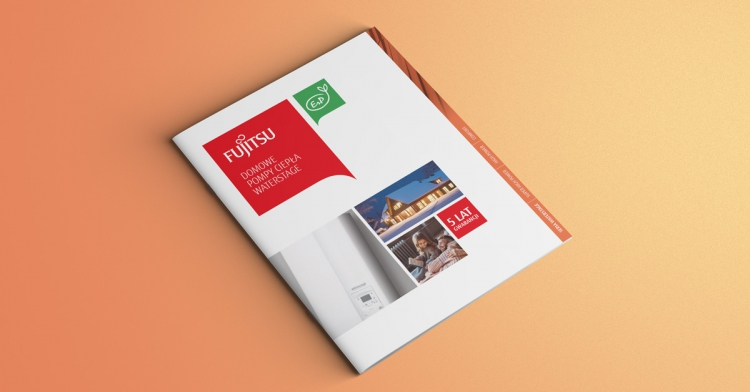 NOWA publikacja: Pompy ciepła Fujitsu WATERSTAGE