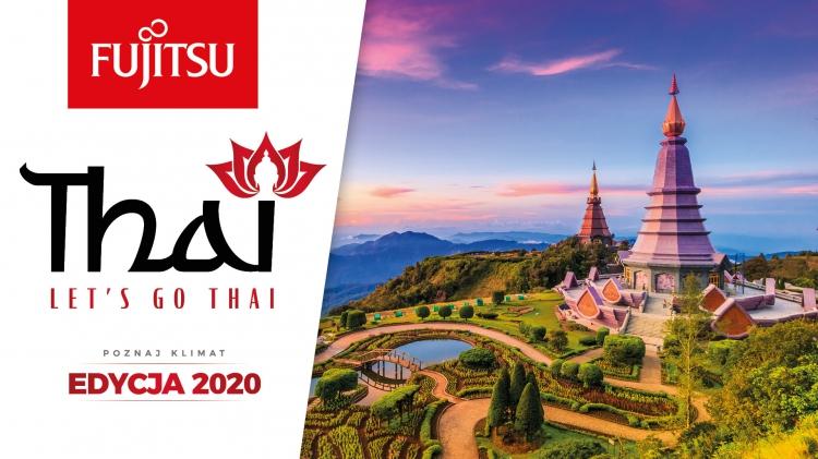 """""""Let's Go Thai!"""" – Fujitsu zaprasza do nowej edycji Programu Partnerskiego"""