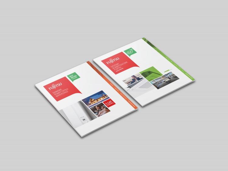 Nowe publikacje Fujitsu: urządzenia kasetonowe oraz pompy ciepła Waterstage