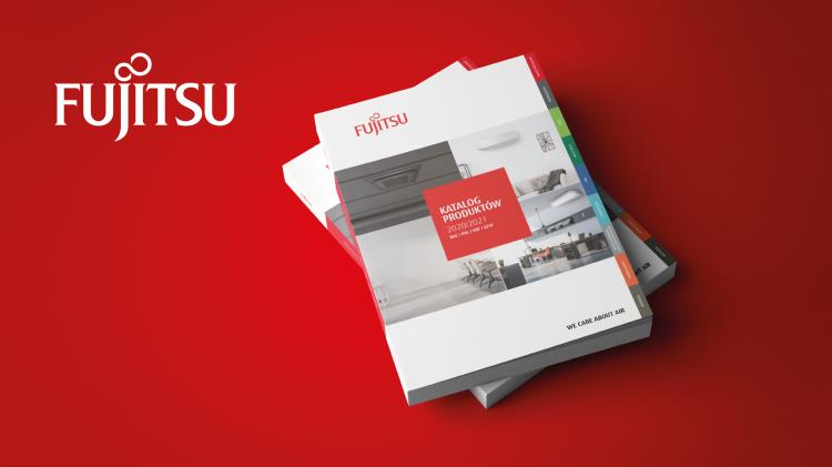 NOWY Katalog Produktowy Fujitsu