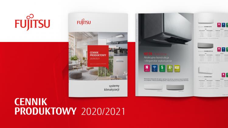 NOWY Cennik Fujitsu 2020/2021