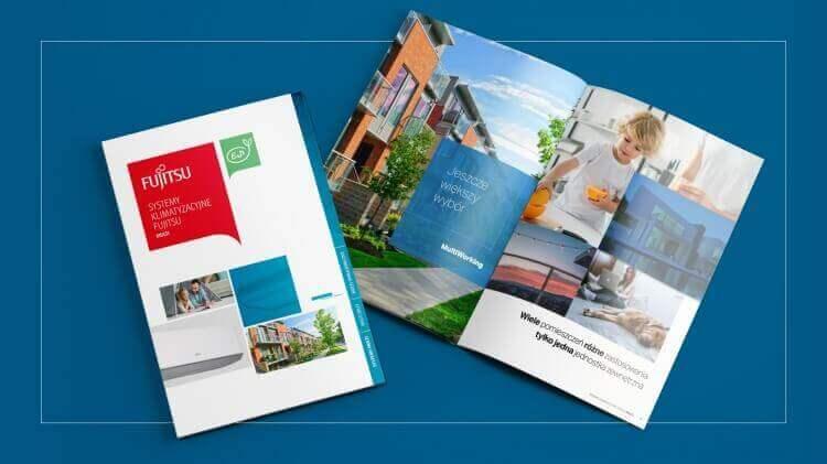 Folder produktowy Fujitsu MULTI SPLIT (2020)
