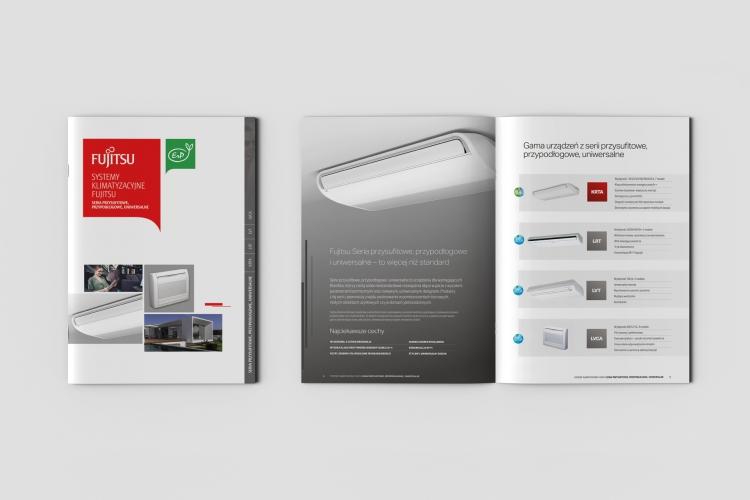 NOWA publikacja: Fujitsu Seria przysufitowe, przypodłogowe i uniwersalne