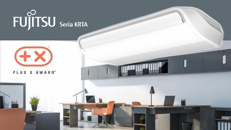 """Klimatyzatory Fujitsu z Serii KR z nagrodą """"Plus X Award 2021"""""""