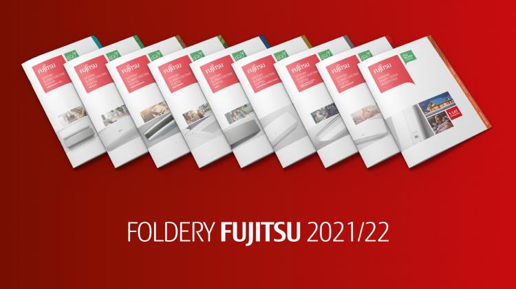 Foldery produktowe FUJITSU (Edycja 2021)