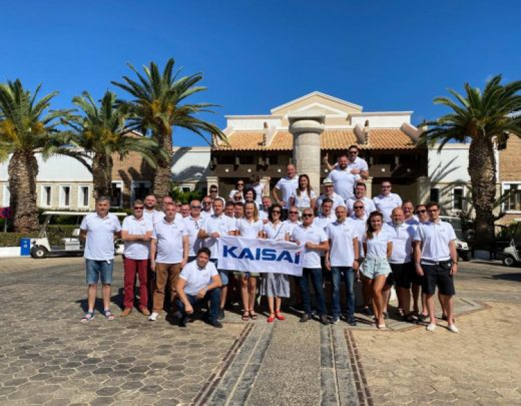 Partnerzy handlowi marki KAISAI na słonecznej Krecie