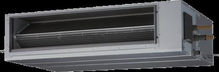 Kanałowy R410A - LHTA - Duża moc