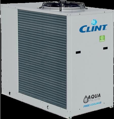 CHA/K/FC 91÷151 - AquaPlus - Free Cooling